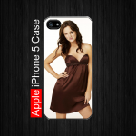 iPhone 5 Case,Gossip Girl Fans #4 iPhone 5 Case, Black Case
