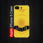 Iphone 5 Case,c3po Body St..