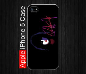 iPhone 5 Case,Kiss Paul Stanley, Black Case