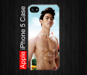 iPhone 5 Case,K-Pop 2PM's Taecyeon Fans #1, Black Case