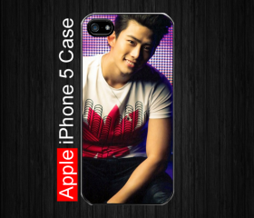iPhone 5 Case,K-Pop 2PM's Taecyeon Fans #2, Black Case