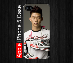 iPhone 5 Case,K-Pop 2PM's Taecyeon Fans #3, Black Case