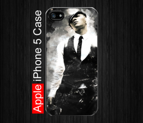 iPhone 5 Case,K-Pop Big Bang's Taeyang Fans #1, Black Case