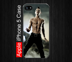 iPhone 5 Case,K-Pop Big Bang's Taeyang Fans #2, Black Case