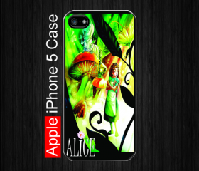 Alice in Wonderland #1 iPhone 5 Case